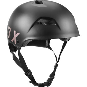 Fox Flight Casque pour Dirt Homme, black